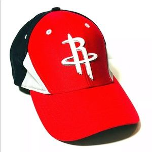 43b49462624 Accessories - NBA Houston Rockets Cap 3D Embroidered Logo Hat